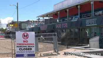 Wasaga Beach beachfront 'pods' catch the attention of South Bruce Peninsula mayor - CTV News