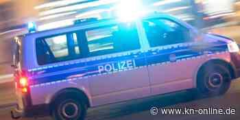 Männer schmissen Wurfmesser auf Polizisten in Elmshorn - Kieler Nachrichten