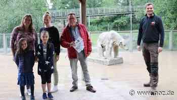 Im Gegenzug gab's Eintrittskarten: AWO Bissendorf spendet 2400 Euro an Osnabrücker Zoo - noz.de - Neue Osnabrücker Zeitung