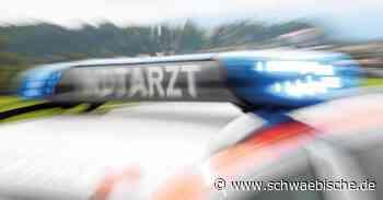 Zusammenstoß bei Neresheim: Mehrere Personen verletzt - Schwäbische