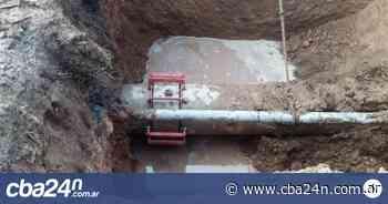 La rotura de un caño troncal en la Calera afecta a cinco localidades - Cba24n