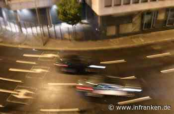 Gefahr auf der Straße: So geht die Polizei in Franken gegen Raser und Autoposer vor