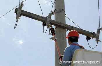 Corte de energía en algunos sectores del área rural de Aguazul - Noticias de casanare - La Voz De Yopal