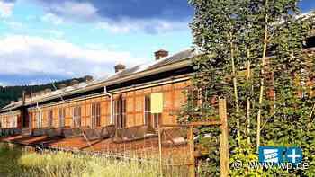 Hilchenbach: Born arbeitet an Hammerwerk-Gewerbepark - Westfalenpost