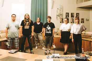 Verein PUSH wählte Vorstand: Junge Kultur für Hilchenbach - Hilchenbach - Siegener Zeitung