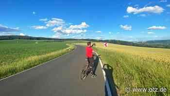 Mitglieder vom 1. SSV Saalfeld radeln über 20.000 Kilometer - Ostthüringer Zeitung