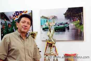 Murió Jorge Puyo Díaz, gestor del automovilismo en Antioquia - El Colombiano