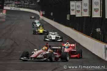 F1 in het kort | Monstercrash bij van Kalmthout: aeroscreen voorkomt letsel - F1 Maximaal