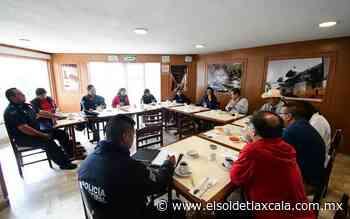 Nombra Tlaxco nuevo Comisario - El Sol de Tlaxcala