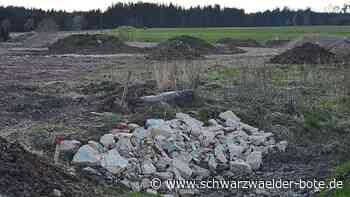 Niedereschach: Vorbehalte gegen Industriegebiet - Niedereschach - Schwarzwälder Bote