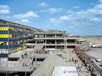 L'aéroport d'Orly, emblème moderne des sixties - Batiactu