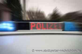 Betrunkener 78-Jähriger in Remshalden - Zwei Unfälle, zwei Mal geflüchtet - Stuttgarter Nachrichten