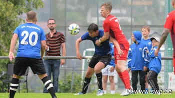 Blitzturnier beim VfL Pfullingen: Der Ball rollt wieder - SWP