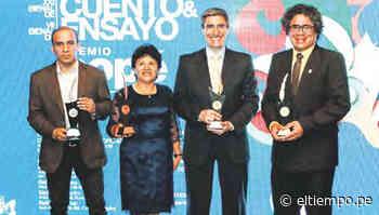 Piuranos acceden a obras ganadoras del Premio Copé 2019 - Diario El Tiempo - Piura