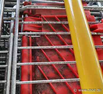 Anzeige: Schmuddelige Wagen trüben Einkaufserlebnis in Gransee - Märkische Onlinezeitung