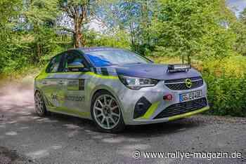 Opel Corsa-e Rally Premiere erst in Sulingen - Rallye Magazin
