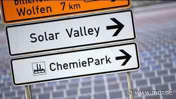 """Fördermittel: Land will Neustart im """"Solar Valley"""" unterstützen - MDR"""