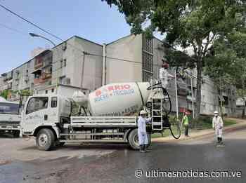 Realizan jornada de limpieza y desinfección en Pampán y Valera - Últimas Noticias