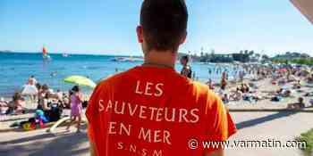 Une septuagénaire sauvée de la noyade par les nageurs sauveteurs à Bandol - Var-Matin