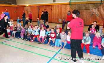 Wer hat Lust mitzumachen?: Eltern/Kind-Turnen beim TVE - Lokalkompass.de