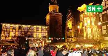 Rinteln: Herbstmesse- und Adventsmarkt schwer planbar/Keine frühen Absagen - Schaumburger Nachrichten
