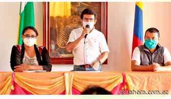 Socializaron obras a ejecutarse en Yantzaza y Los Encuentros - La Hora (Ecuador)