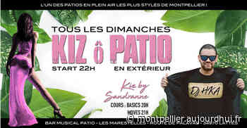 Tous les dimanches | Kiz Ô Patio - Bar Musical Patio , Lattes, 34970 - Sortir à Montpellier - Le Parisien Etudiant