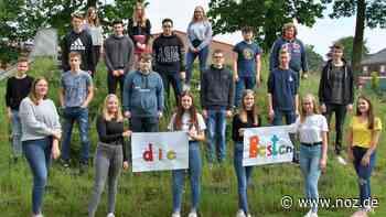 84 junge Leute verlassen die Werlter Oberschule - noz.de - Neue Osnabrücker Zeitung