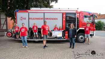 Bovender 7 spenden 2000 Euro - HNA.de