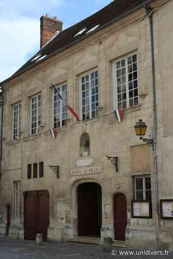 Visite libre de l'hôtel de ville de Senlis Hôtel de ville de Senlis samedi 19 septembre 2020 - Unidivers