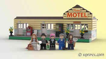 'Schitt's Creek' Might Get A LEGO Set Made Of The Show's Rosebud Motel - UPROXX
