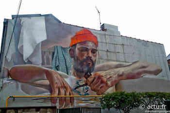 Un mois entier consacré au street-art à Boulogne-sur-Mer - actu.fr