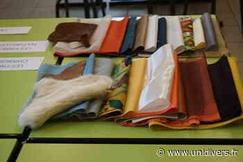 Atelier découverte « mille et un textiles… » Musée de Bourgoin-Jallieu samedi 19 septembre 2020 - Unidivers