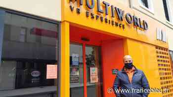 La relance Éco : à Bourgoin-Jallieu reprise bien réelle pour la plus grande salle de réalité virtuelle du pays - France Bleu