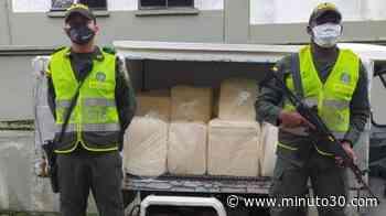 ¡'Ese queso se perdió'! 150 kilos de queso fueron incautados en Condoto, Chocó por no cumplir medidas sanitarias - Minuto30.com
