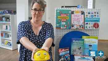 Kreuztal: Stadtbibliothek verleiht Roboter ab August - Westfalenpost