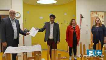 Kreuztal: Stadt investiert 1,15 Millionen Euro in Kita - Westfalenpost