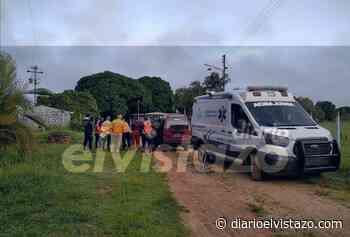 Tras varias maniobras Bomberos de Pdvsa San Tomé controlaron fuga de gas cloro en El Tigre - Diario El Vistazo