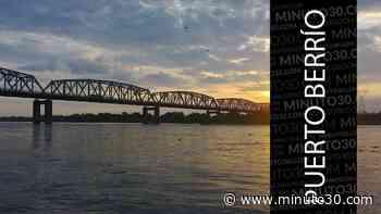 ¡Terrible! Joven, al parecer, borracho se tiró al río Magdalena - Minuto30.com