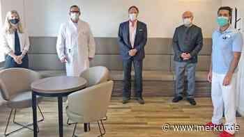 Patienten wünschen sich mehr Komfort: Klinik-Station mit Hotelcharakter in Tutzing - Merkur.de