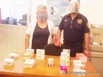 SSyPC recibe donativo de medicamentos para Cerss de Huixtla - ChiapasHoy