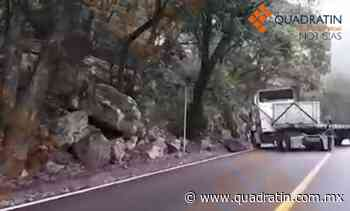 Balearon a traileros en carretera libre SLP-Rioverde - Quadratín Michoacán