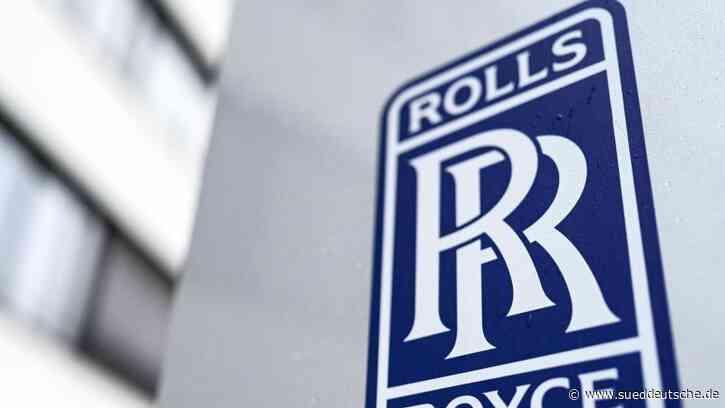 Rolls-Royce streicht Stellen in Dahlewitz und Oberursel - Süddeutsche Zeitung