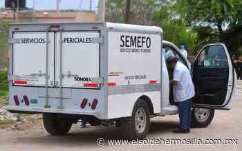 Con signos de violencia, localizan el cuerpo de un hombre en Caborca - El Sol de Hermosillo