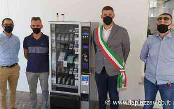 A San Giorgio delle Pertiche arriva il distributore di mascherine - La PiazzaWeb - La Piazza