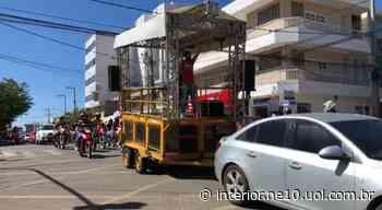 Carreata cobra reabertura das academias em Serra Talhada - NE10