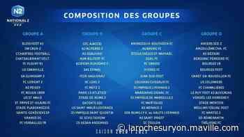 Football. N2 : Les Herbiers dans la même poule que les réserves du FC Nantes et d'Angers Sco. - maville.com