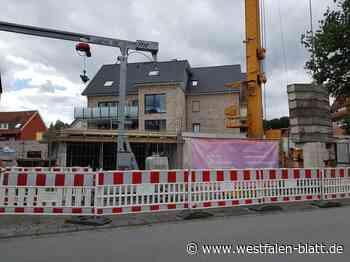 Das Eichenhof-Quartier bekommt Zuwachs - Westfalen-Blatt