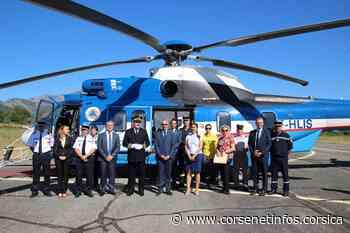Lancement de la campagne des feux de forêt à Corte : les craintes du préfet de Haute-Corse - Corse Net Infos