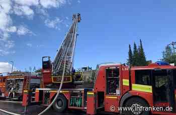 Folgenreicher Brand in Würzburg: Hunderttausende Euro Schaden